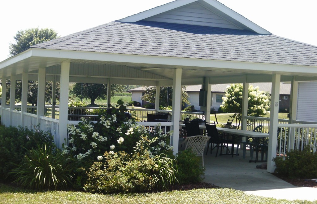 Country Ridge RCAC Gazebo